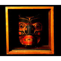 Northwest Coast Mask (Bear)
