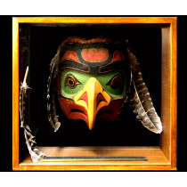 Northwest Coast Mask (Eagle)