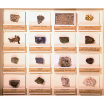Common Metal Ores of Illinois