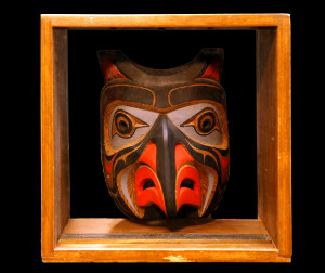 Northwest Coast Mask (Hawk)