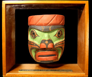 Northwest Coast Mask (Person)