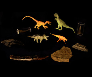 Dinosaurs in the Cretaceous